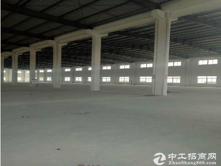杜阮独院7500平方米钢构厂房出租