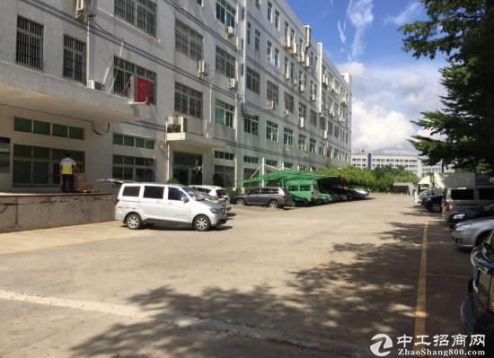 埔厦工业区一楼2000厂房 带行车 可分