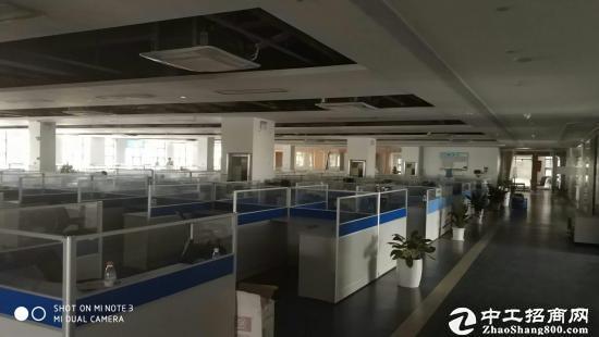 坪山大工业区红本厂房出租,260平起租。享受补贴