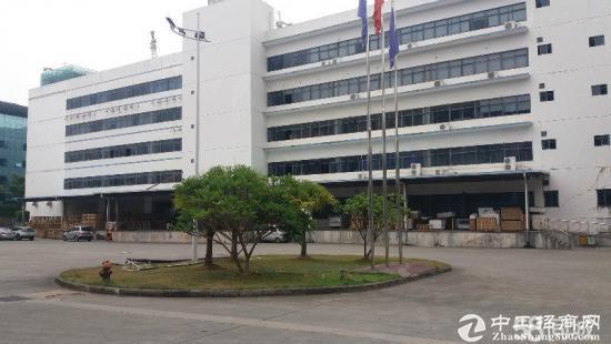 宝龙工业区5楼新空出2000平方标准厂房1500平-图2