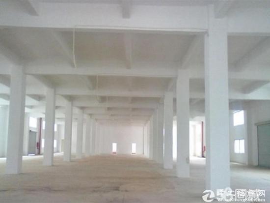 宝龙工业区5楼新空出2000平方标准厂房1500平