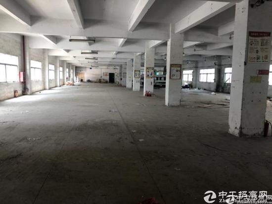 横岗安良大康一楼厂房仓库出租2000平米可分租