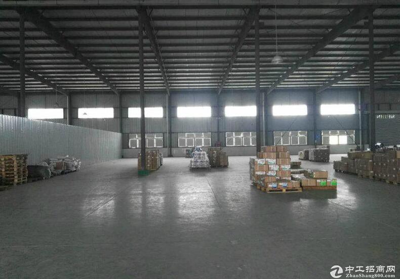 3300平米独栋带行车环评手续钢构厂房出租