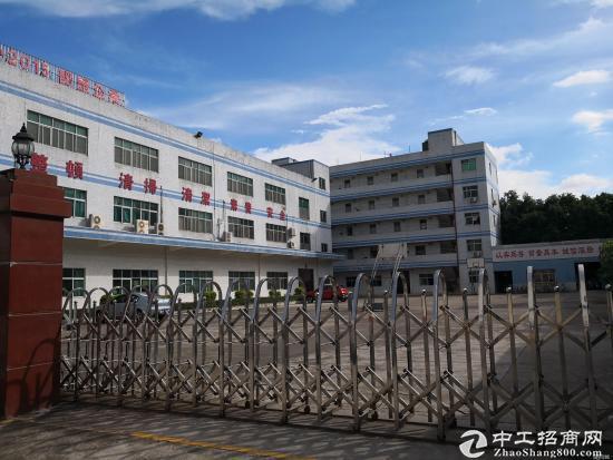 龙岗爱联新出800平米精装修厂房出租-图3