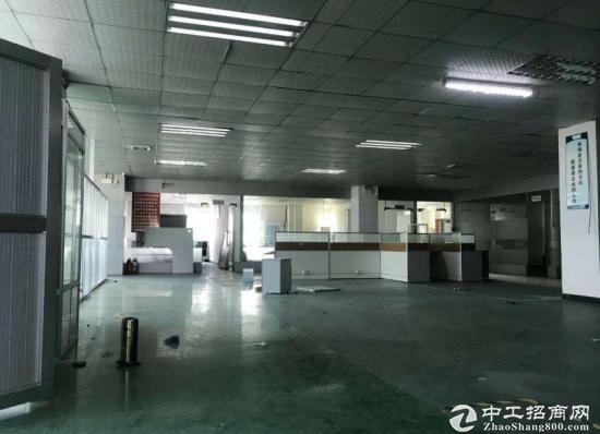 龙岗龙东现有带精装修一楼700平方厂房出租-图2