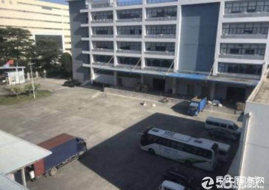 出租2000平 龙岗中心城原房东厂房,独门独院-图9