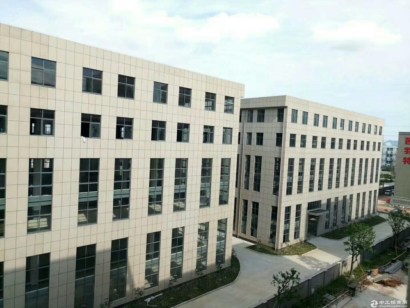 塘栖工业园 3万方整幢新建厂房 可环评可分割