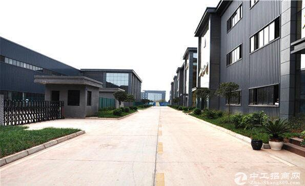 新津工业园区1000至5000平米钢构厂房出租