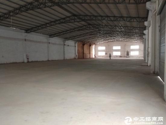 龙岗坪地新出原房东钢构厂房650平