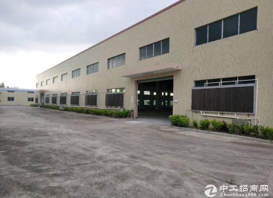 大亚湾单一层钢构厂房2000平,滴水8米