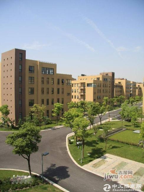 嘉定汽车产业园园区独栋精装三层1254平1550万