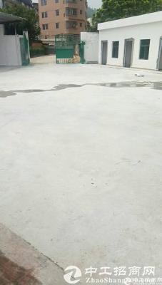 惠阳新圩空出800方钢构厂房