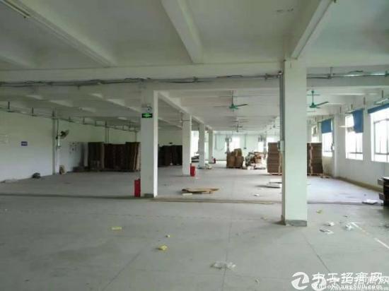 大亚湾工业园一楼仓库650平方出租