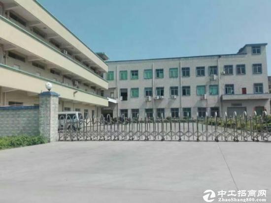 龙岗宝龙高新企业原房东厂房4500平米