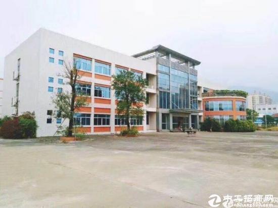 龙岗宝龙高新产业园新出独门独院厂房11000平