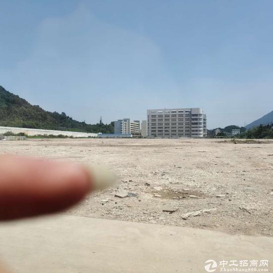 横岗独门独院超大型空地60000万出租