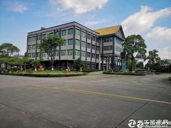 横岗地铁站新出原房东别墅式厂房办公楼4850平方