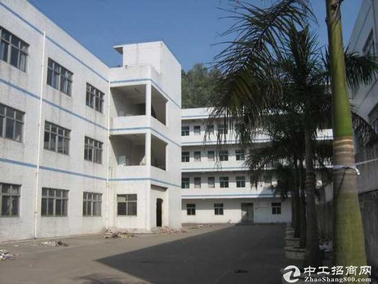 大朗正规工业园8500平方米厂房出租