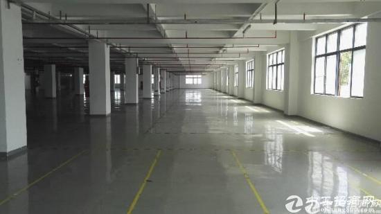 石岩原房东红本独院厂房15000平米出租