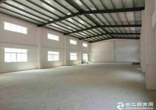 坪山大工业区园区内独栋钢构房1000平出租