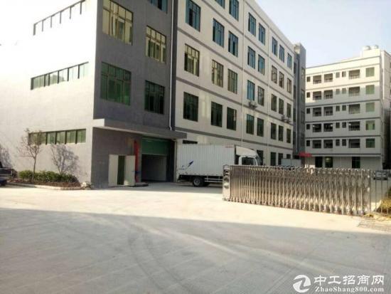 东坑占地30亩建筑33000㎡集体证厂房出售