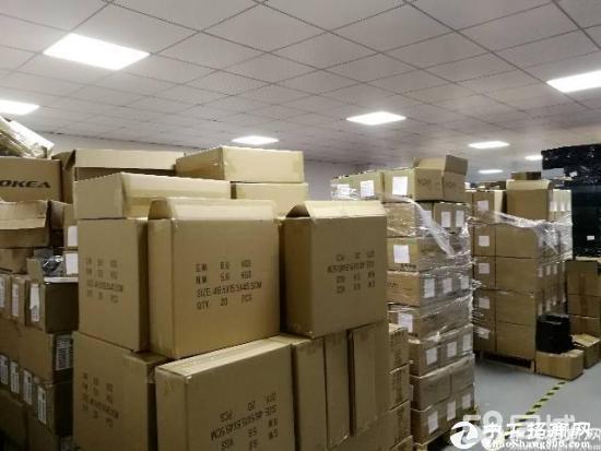 横岗四联社区厂房800平方精装修厂房大小可分租