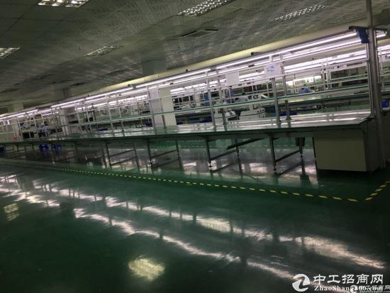 仲恺高新区惠环原房东独门独院标准厂房30000平