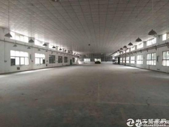 仲恺区工业园内原房东实际面积1300㎡分租