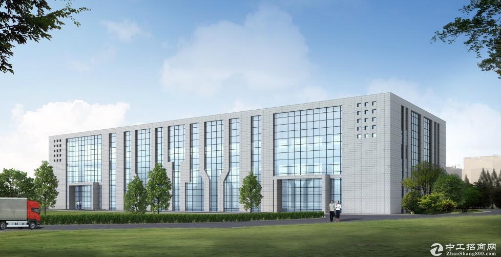 崇州园区790-4200独栋高标定制厂房出售