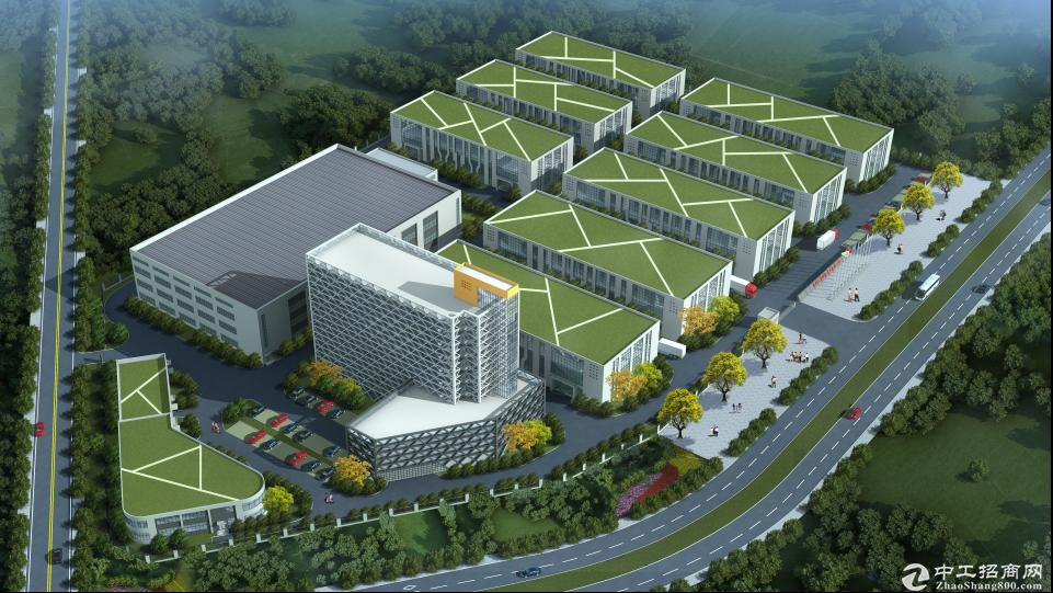 崇州大道高新科技小微园4213㎡双城厂房出售