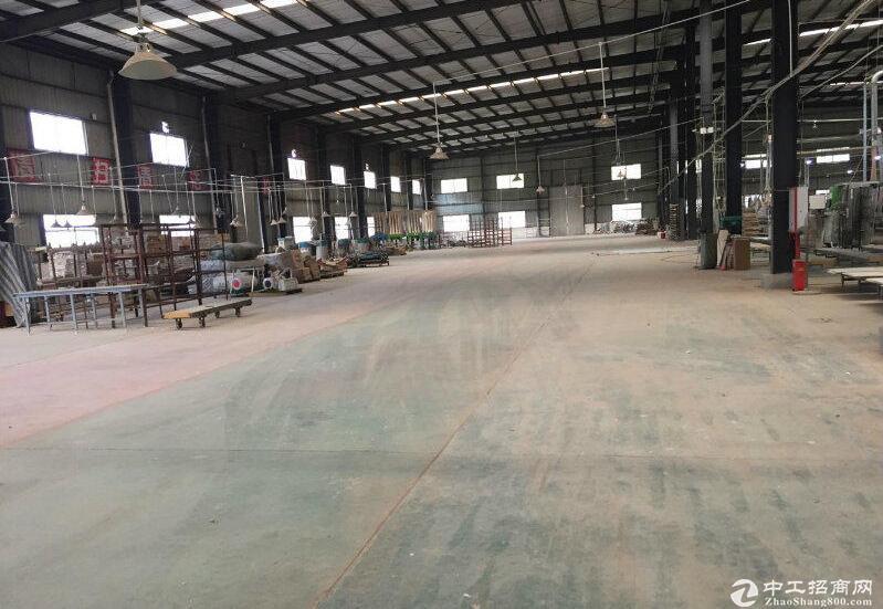 青白江工业园区标准厂房出售:占地20亩(有国土证)