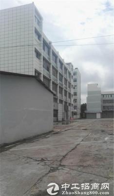 布吉华南城旁独院厂4390平独门独院