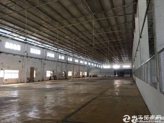 西丽大磡科技园独院7500平米物流仓库出可分