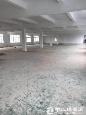 坪山三洋湖工业区独院厂房3层3840平方出租