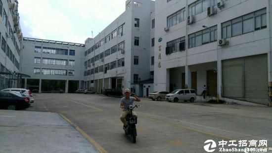 龙岗宝龙独栋6300平米标准厂房出租