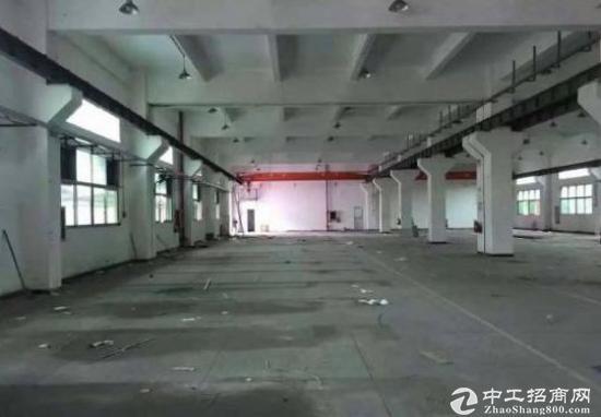 惠阳新圩临深片区独院3850平厂房出售