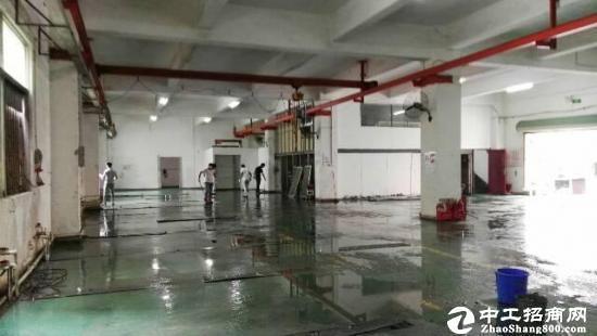 龙岗坪山原房东4000平方米厂房,实际面积出租