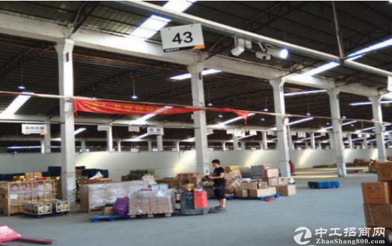 大洋田社区现有2000方单一层厂房出租,速度抢