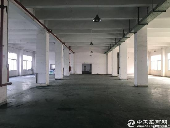 横岗荷坳地铁站1600平原房东厂房出租高度5.4-图2