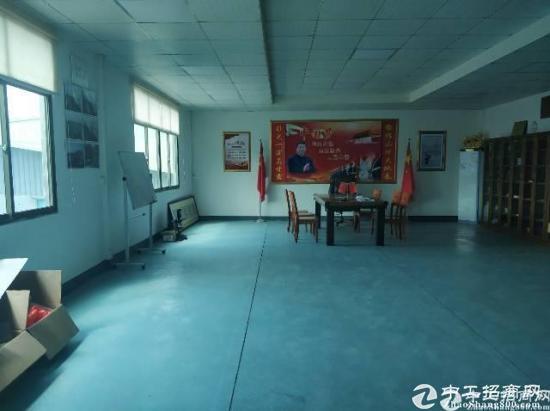 惠阳新圩省道边5500平独院钢构厂房出租