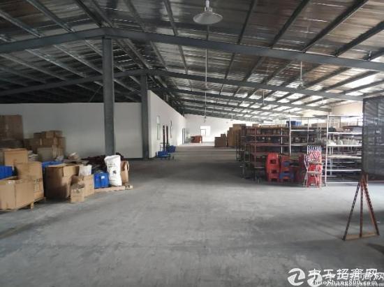 惠阳新圩省道边5500平独院钢构厂房出租-图2