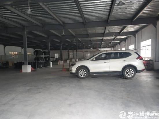 惠阳新圩省道边5500平独院钢构厂房出租-图3