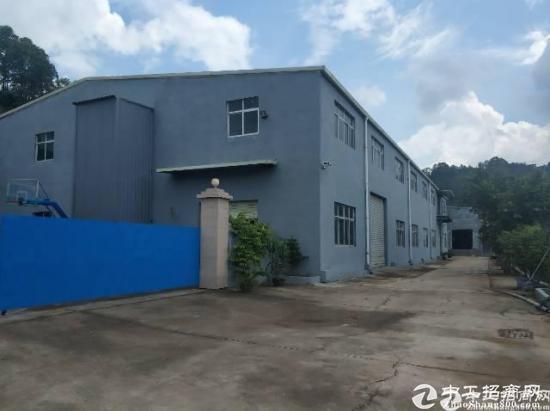 惠阳新圩省道边5500平独院钢构厂房出租-图4