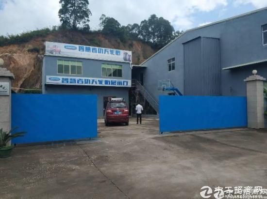 惠阳新圩省道边5500平独院钢构厂房出租-图5