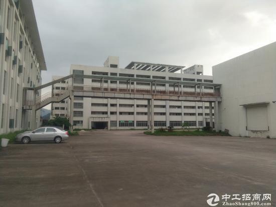 大亚湾独院二层重工业红本厂房50000平方1000起分租