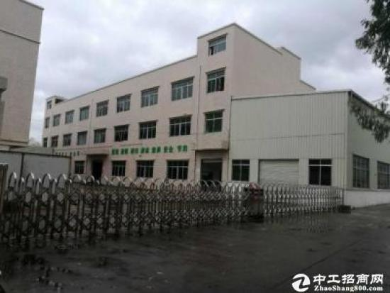 福永新和沿江高速路口边独门独院厂房4500平米厂房出租