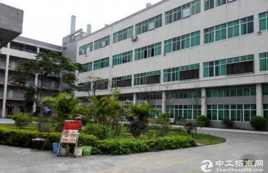 花园式独院标准厂房4500平方出租