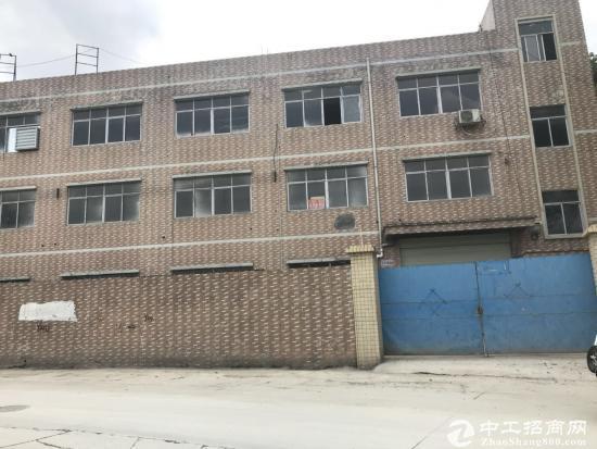 谢岗占地8000建筑11000平厂房急售