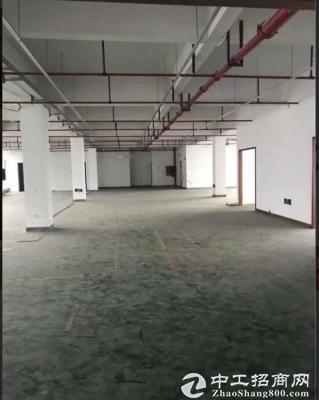 布吉上李朗工业区8000平厂房118平起租