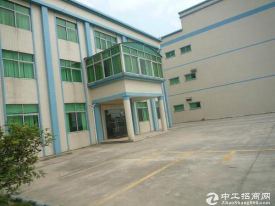 大朗成熟工业区6500平方米独院厂房出租
